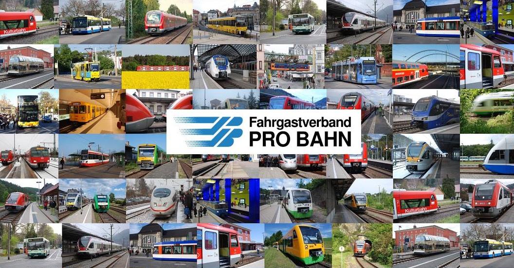 Bayern bald Schlusslicht? PRO BAHN sieht Handlungsbedarf bei Reaktivierung von Eisenbahnen